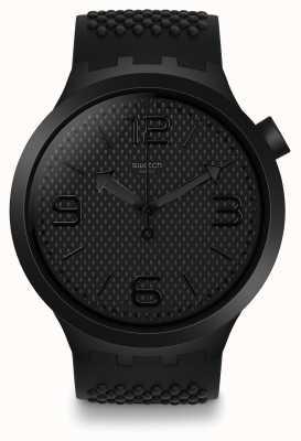 Swatch | gros gras | montre bbblack | SO27B100