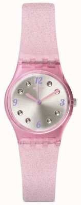 Swatch | dame d'origine | montre rose glistar | LP132C