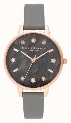 Olivia Burton | les femmes | céleste | bracelet vegan london grey | OB16GD55