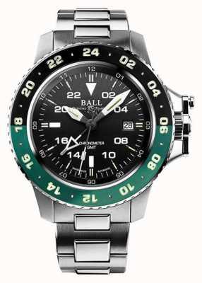 Ball Watch Company Ingénieur hydrocarbure aérogmt ii édition limitée DG2018C-S8C-BK