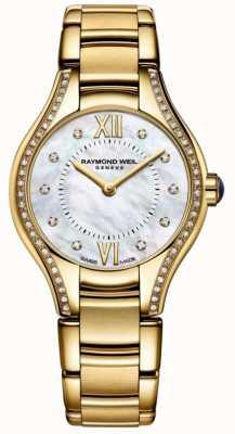 Raymond Weil | les femmes | noémie | diamant | bracelet pvd d'or 5124-PS-00985