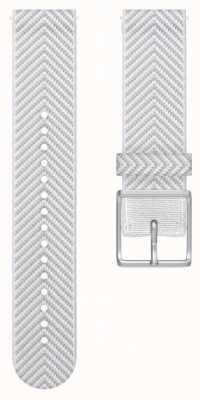 Polar | bracelet ignite en tissu | chevron blanc s / m 91080475