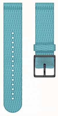 Polar | bracelet ignite en tissu | aqua s / m 91080477