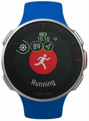 Polar | vantage v blue | entraînement sportif gps premium premium 90080283