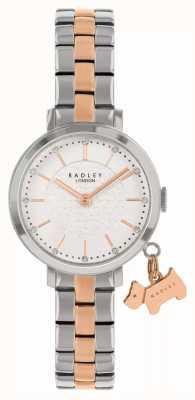 Radley Rue Selby | bracelet en acier bicolore | cadran blanc RY4397