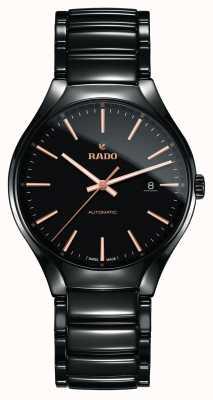 Rado Véritable céramique high-tech automatique R27056162