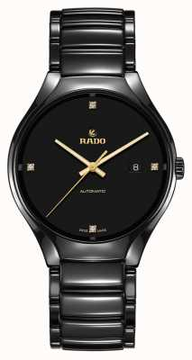 Rado Véritable céramique automatique high-tech de diamants R27056712