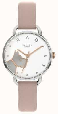 Radley Femmes | montre de rue en bois | sangle toile d'araignée RY2873