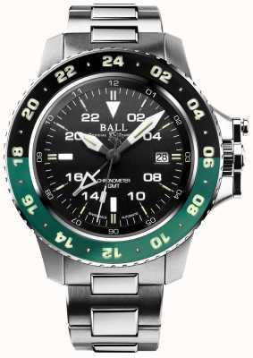 Ball Watch Company | ingénieur hydrocarbures | aerogmt ii | DG2018C-S11C-BK