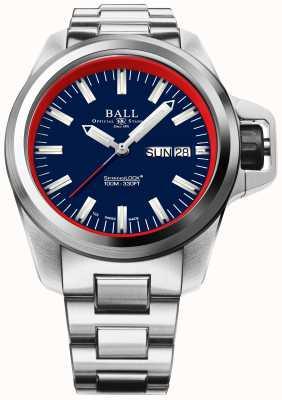 Ball Watch Company | ingénieur hydrocarbures | devgru | édition limitée NM3200C-SJ-BERD