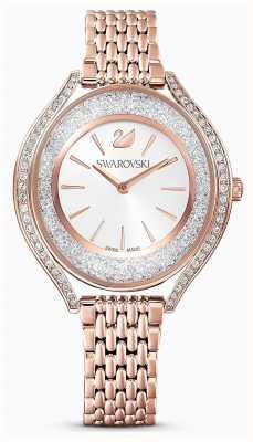 Swarovski | femmes | aura cristalline | bracelet en or rose | 5519459