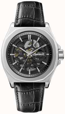 Ingersoll 1892 hommes l'orville | automatique | bracelet en cuir noir | I09302B
