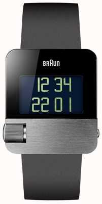 Braun Hommes | prestige | numérique | Caoutchouc noir BN0106SLBKG
