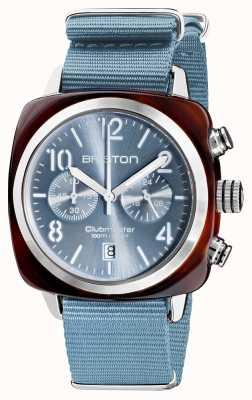 Briston Clubmaster classique | chronographe | 19140.SA.T.25.NIB