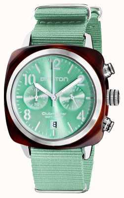 Briston Clubmaster classique   chronographe   19140.SA.T.29.NGW