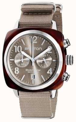 Briston Clubmaster classique   chronographe   19140.SA.T.30.NT