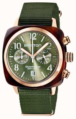 Briston Clubmaster classique   chronographe   19140.PRA.T.26.NOL