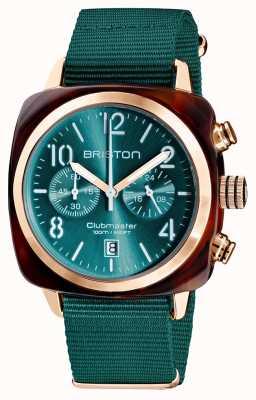Briston Clubmaster classique   chronographe   19140.PRA.T.27.NE