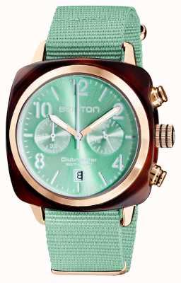 Briston Clubmaster classique   chronographe   19140.PRA.T.29.NGW