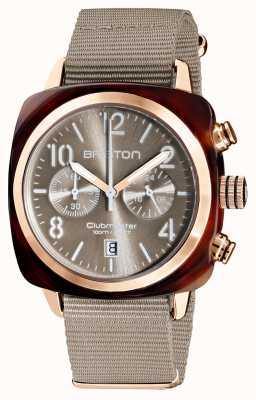 Briston Clubmaster classique   chronographe   19140.PRA.T.30.NT