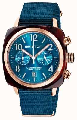 Briston Clubmaster classique | chronographe | 19140.PRA.T.31.NBD