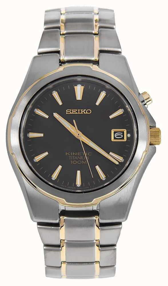 seiko mens titane cin tique ska214p1 first class watches fra. Black Bedroom Furniture Sets. Home Design Ideas