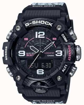 Casio Sangle G-Shock Burton Colab Mudmaster GG-B100BTN-1AER