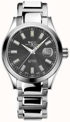 Ball Watch Company Hommes | ingénieur iii | marvelight | acier inoxydable | cadran gris NM2026C-S23J-GY
