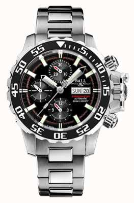 Ball Watch Company Ingénieur hydrocarbure nedu | bracelet en acier inoxydable | DC3026A-S4C-BK