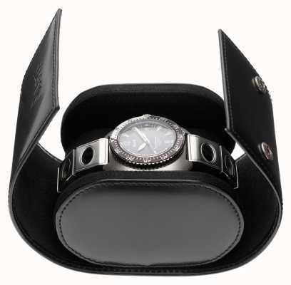 Alsta Boîte ovale en cuir italien uniquement (de superautomatique) ALSTA-BOX