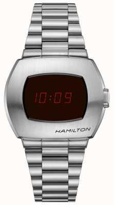 Hamilton Psr | bracelet en acier inoxydable H52414130