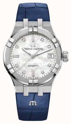 Maurice Lacroix Aikon | automatique | bracelet en cuir AI6006-SS001-170-2
