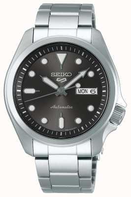 Seiko 5 sport | automatique | bracelet en acier inoxydable | cadran gris SRPE51K1