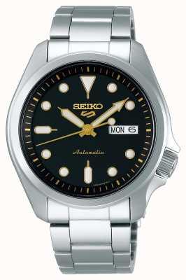 Seiko 5 sports | automatique | montre en acier inoxydable SRPE57K1