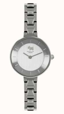 Radley Route de Newick | bracelet en acier inoxydable | cadran blanc RY4521
