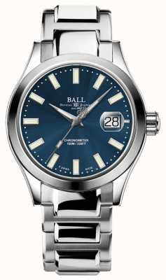 Ball Watch Company Ingénieur iii auto | édition limitée | cadran bleu NM2026C-S27C-BE
