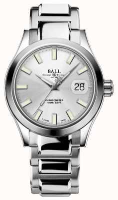 Ball Watch Company Ingénieur iii auto | édition limitée | cadran argenté NM2026C-S27C-SL