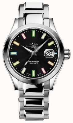 Ball Watch Company Édition bienveillante | ingénieur iii auto | édition limitée | cadran noir | multi NM2026C-S28C-BK