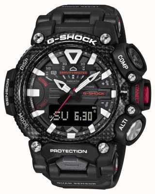 Casio G-shock gravitymaster | noyau de carbone | bluetooth | noir GR-B200-1AER
