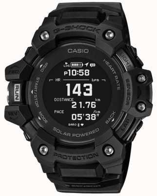 Casio | g-shock | g-squad | moniteur de fréquence cardiaque | bluetooth | noir | GBD-H1000-1ER