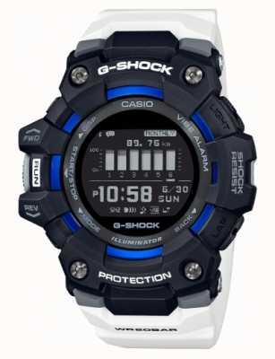 Casio G-shock | g-squad | steptracker | bluetooth | blanc GBD-100-1A7ER