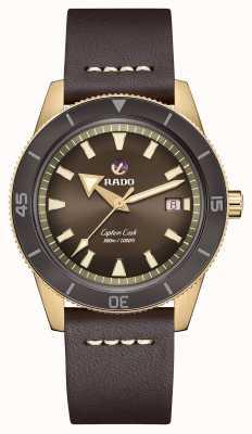 RADO XL 'Captain Cook' Automatique Bronze R32504306
