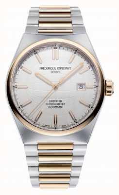 Frederique Constant Highlife | automatique | bracelet en acier | sangle supplémentaire | cosc FC-303V4NH2B