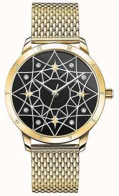 Thomas Sabo | femmes | esprit cosmo ciel étoilé | bracelet en maille d'or | SET_WA0373-275-203-33