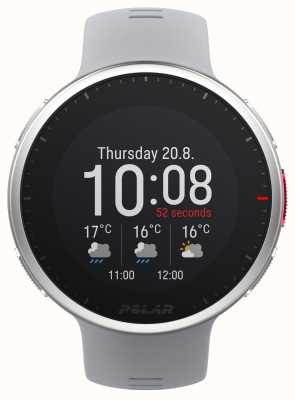 Polar | vantage v2 premium | montre multisports | gris / lime | 90083651