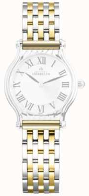 Michel Herbelin Antarès | bracelet interchangeable en acier inoxydable bicolore uniquement BRAC.17048/T
