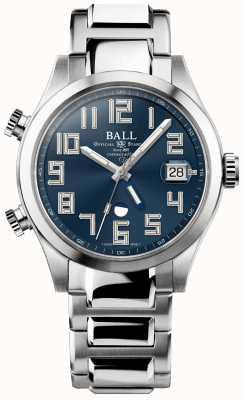 Ball Watch Company Ingénieur ii | timesrekker | édition limitée | chronomètre GM9020C-SC-BE