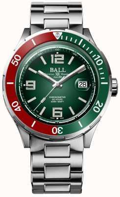 Ball Watch Company Roadmaster m | archange | édition limitée | chronomètre DM3130B-S7CJ-BK