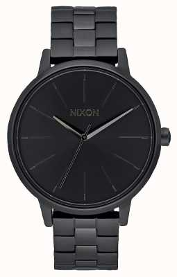 Nixon Kensington | tout noir | bracelet ip noir | cadran noir A099-001-00