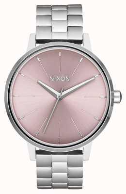 Nixon Kensington | argent / lavande pâle | cadran en acier inoxydable A099-2878-00